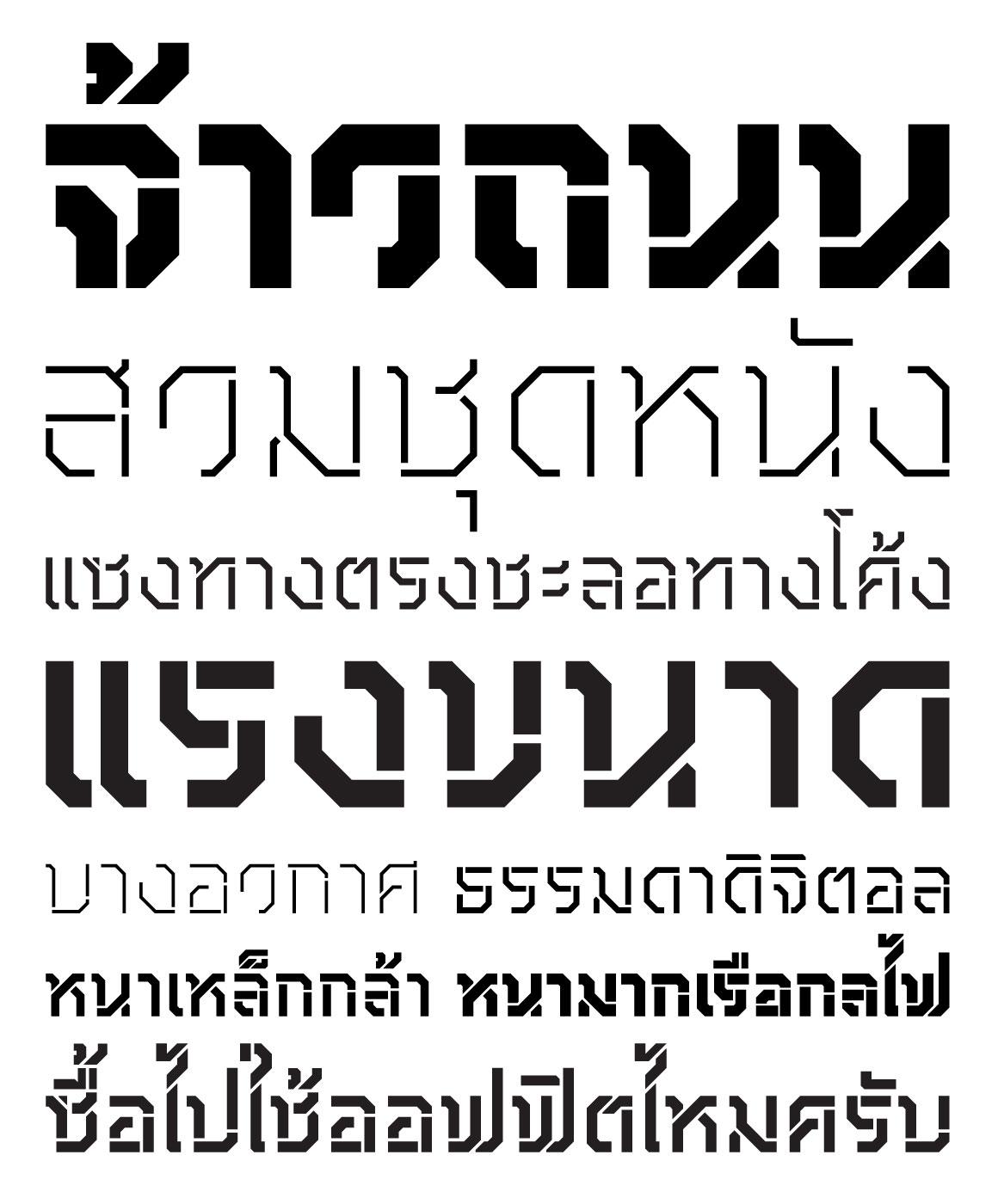 ZoodRangmahMak Stencil™